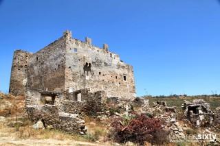 naxos island pyrgaki studios castle