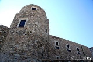 naxos island pyrgaki studios medieval castle