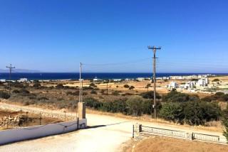 naxos pyrgaki studios beach view