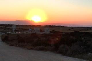 naxos pyrgaki studios sunset